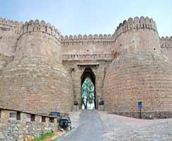 Package Tour To Kumbhalgarh