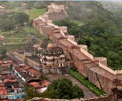 Tour To Kumbhalgarh