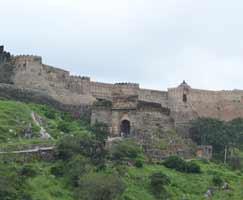 Kumbhalgarh Trip
